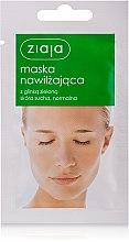Profumi e cosmetici Maschera viso con argilla verde - Ziaja Face Mask