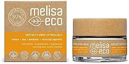 Profumi e cosmetici Crema viso nutriente - Melisa Eco