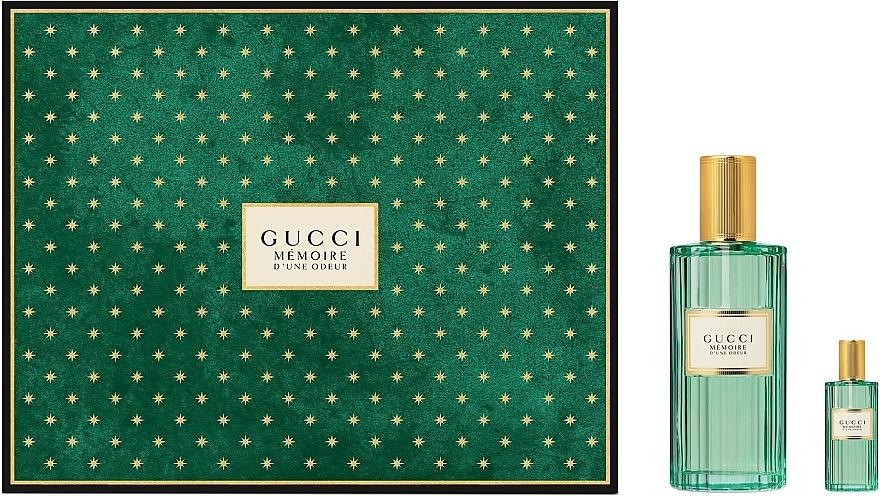 Gucci Memoire D'une Odeur - Set (edp/60ml + edp/5ml) — foto N3