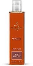Profumi e cosmetici Olio doccia - Aromatherapy Associates Rose Shower Oil