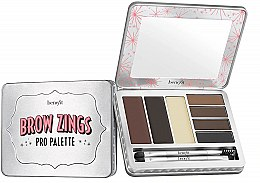 Profumi e cosmetici Palette per sopracciglia - Benefit Brow Zings Pro Palette