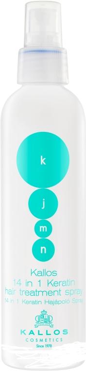 Spray capelli con cheratina - Kallos Cosmetics Keratin Spray