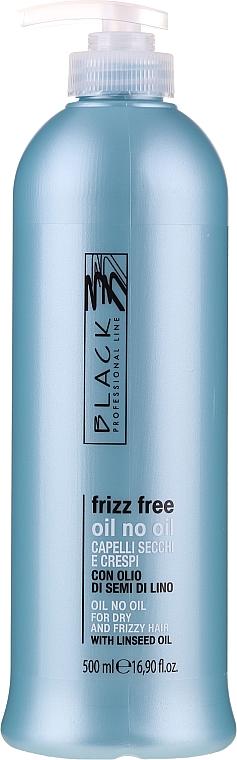 """Fluido lisciante per capelli ribelli """"Senza olio"""" - Black Professional Line Anti-Frizz"""