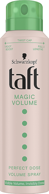 Spray fissante - Taft Magic Volume