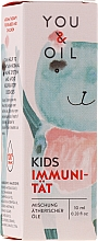 Profumi e cosmetici Miscela di oli essenziali per bambini - You & Oil KI Kids-Immunity Essential Oil Blend For Kids