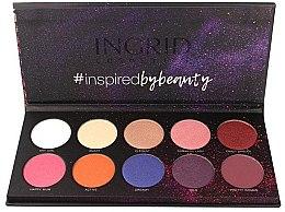 Profumi e cosmetici Palette ombretti - Ingrid Cosmetics Colors Matt & Glam Palette