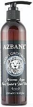 Profumi e cosmetici Shampoo capelli e barba - Azbane Men's Grooming Face Beard & Hair Wash