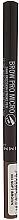 Profumi e cosmetici Matita per sopracciglia - Rimmel Brow Pro Micro