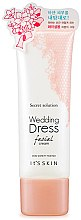 Profumi e cosmetici Crema viso sbiancante - It's Skin Secret Solution Wedding Dress Facial Cream
