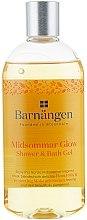Profumi e cosmetici Gel doccia con oli floreali - Barnangen Nordic Rituals Midsommar Glow Shower&Bath Gel
