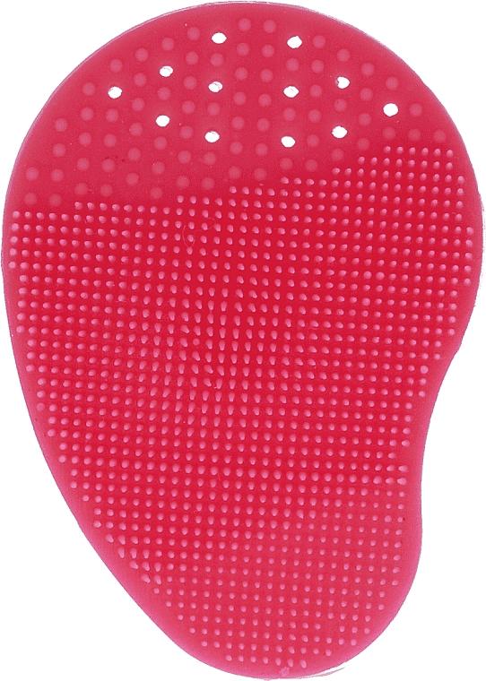 Spugna in silicone per la pulizia e il massaggio del viso, 4308 - Donegal