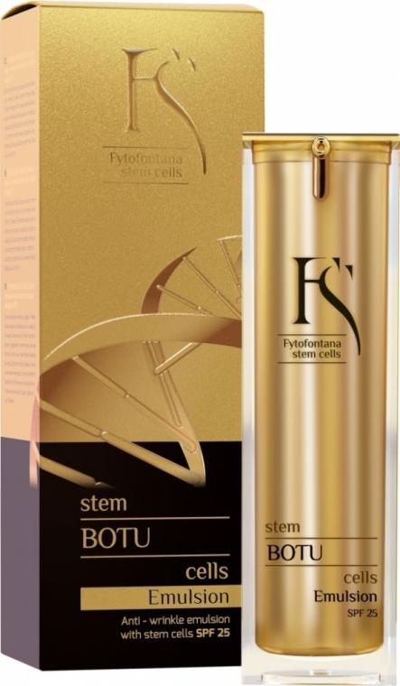 Emulsione viso antietà - Fytofontana Stem Cells Botu Anti-Wrinkle Emulsion SPF25