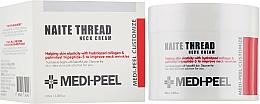 Profumi e cosmetici Crema peptidica per collo e décolleté - Medi Peel Naite Thread Neck Cream