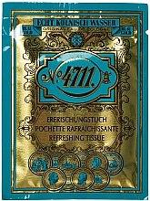 Profumi e cosmetici Maurer & Wirtz 4711 Original Eau de Cologne - Salviette rinfrescanti