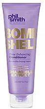 Profumi e cosmetici Balsamo neutralizzante anti-giallo - Phil Smith Be Gorgeous Bombshell Tone Enhancing Conditioner