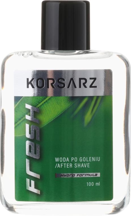 "Lozione dopobarba ""Fresh"" - Pharma CF Korsarz After Shave Lotion — foto N2"