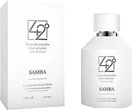 Profumi e cosmetici 42° by Beauty More Samba - Eau de Parfum