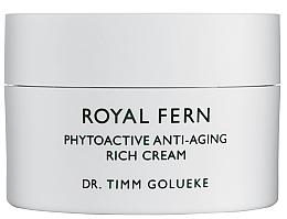 Profumi e cosmetici Crema antietà altamente efficace per un incarnato perfetto - Royal Fern Phytoactive Anti-Aging Cream