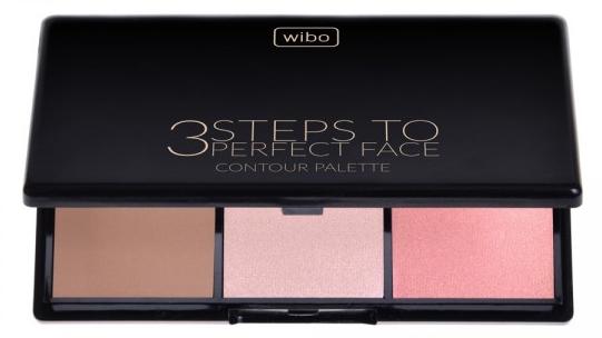 Set per contorno viso - Wibo 3 Steps to Perfect