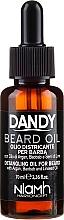Profumi e cosmetici Olio per barba e baffi - Niamh Hairconcept Dandy Beard Oil