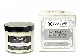 "Profumi e cosmetici Candela profumata ""Sorso di freschezza"" - Eco Life Candles"