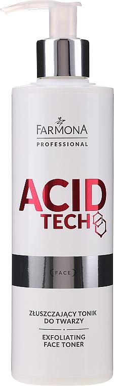 Tonico esfoliante - Farmona Professional Acid Tech Exfoliating Face Toner