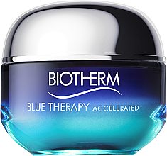 """Profumi e cosmetici Crema viso """"Recupero intensivo"""" - Biotherm Blue Therapy Accelerated Cream"""