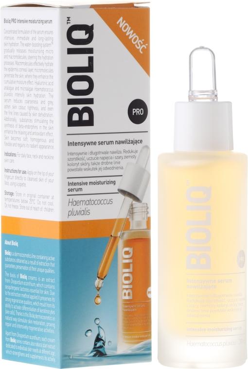 Siero viso idratante intensivo - Bioliq Pro Intensive Moisturizing Serum