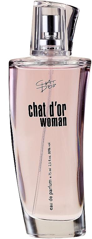 Chat D'or Chat D'or Woman - Eau de Parfum — foto N4