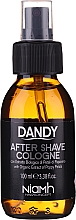 Profumi e cosmetici Colonia dopobarba - Niamh Hairconcept Dandy After Shave Aftershave Cologne