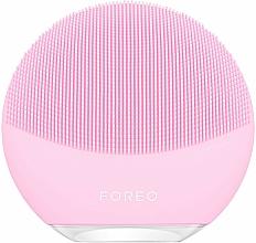 Profumi e cosmetici Spazzola massaggiante - Foreo Luna Mini 3 Facial Cleansing Brush Pearl Pink