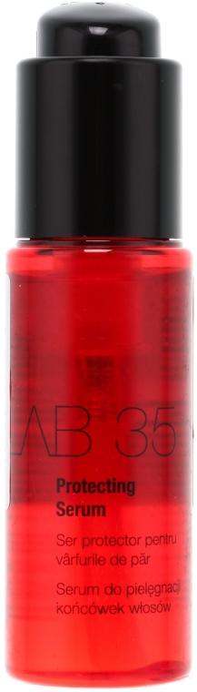 Siero fluido con cheratina naturale di carruba - Kallos Cosmetics Lab35 Protecting Serum
