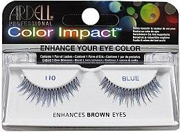 Profumi e cosmetici Ciglia finte - Ardell Color Impact Lash 110