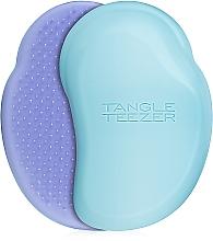 Profumi e cosmetici Spazzola per capelli, lilla - Tangle Teezer The Original Fine & Fragile Mint Violet