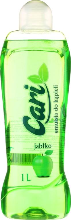 "Emulsione bagno ""Mela"" - Cari Bath Emulsion"