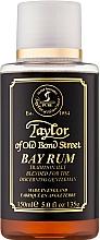Profumi e cosmetici Taylor of Old Bond Street Bay Rum - Lozione dopobarba