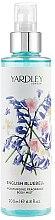 Profumi e cosmetici Yardley English Bluebell Contemporary Edition - Acqua profumata corpo