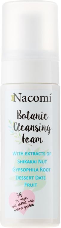 Schiuma detergente - Nacomi Botanic Cleansing Foam