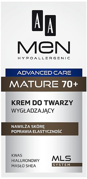 Crema viso levigante - AA Men Care Mature 70+ Face Cream — foto N3