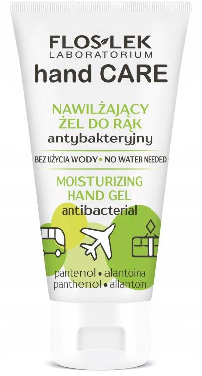 Gel mani antibatterico idratante - Floslek Hand Care Moisturizing Hand Gel