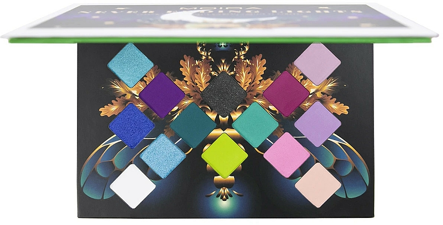 Palette ombretti - Moira Never Ending Lights Shadow Palette
