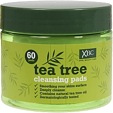 Profumi e cosmetici Dischi per la pulizia del viso - Xpel Marketing Ltd Tea Tree Cleansing Pads