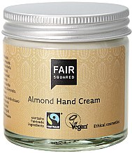 """Profumi e cosmetici Crema mani """"Mandorla"""" - Fair Squared Almond Hand Cream"""