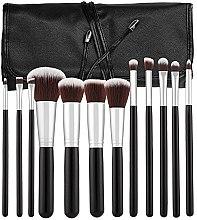Profumi e cosmetici Set pennelli per trucco professionale, 12 pezzi - Tools For Beauty