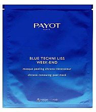 Profumi e cosmetici Maschera-peeling rinfrescante - Payot Blue Techni Liss Week-End