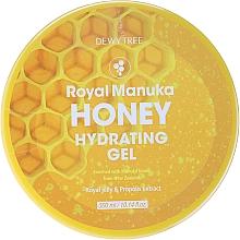 "Profumi e cosmetici Gel idratante ""Miele Reale di Manuka"" - Dewytree Royal Manuka Honey Hydrating Gel"
