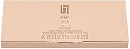 Profumi e cosmetici Salviette per il viso opacizzante - Serge Lutens Powdered Blotting Paper