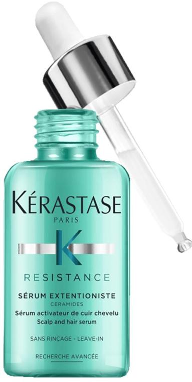 Siero per capelli e cuoio capelluto - Kerastase Resistance Serum Extentioniste
