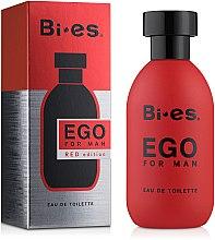 Profumi e cosmetici Bi-Es Ego Red Edition - Eau de toilette