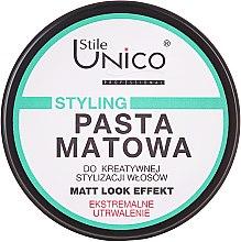 Profumi e cosmetici Pasta styling dei capelli - Tenex Stile Unico Pasta